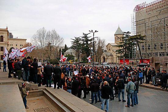 Митинг против ИГИЛ