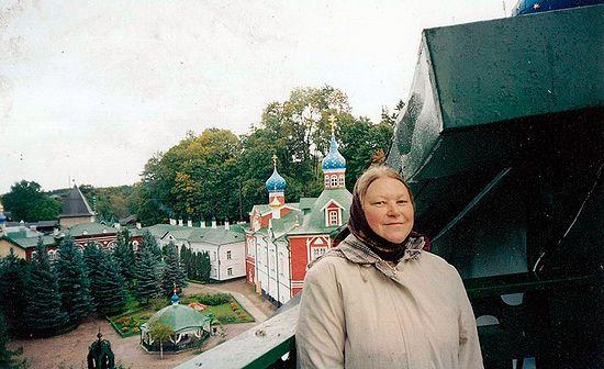 Александра Ивановна Климанова
