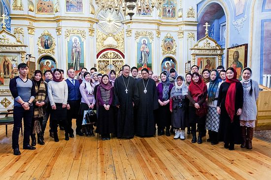 Korean Orthodox community in Moscow