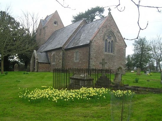 Church of St. Guthlac, Little Cowarne, Herefordshire