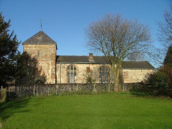 Church of St. Guthlac in Astwick, Bedfordshire