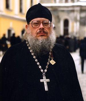 Протоиерей Сергий (Правдолюбов)
