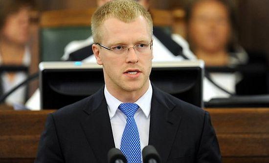 Депутат Сейма Андрей Элксниньш просит Полицию безопасности о расследовании