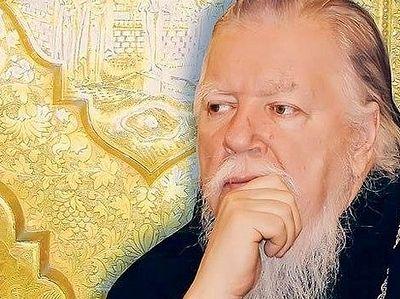 Протоиерей Димитрий Смирнов: Надо учиться жить не для себя