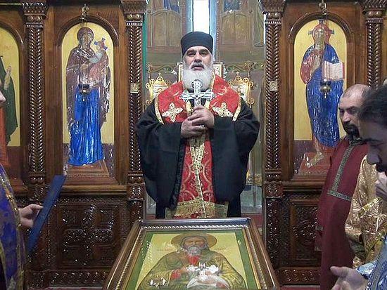 Митрополит Боржомский и Бакурианский Серафим