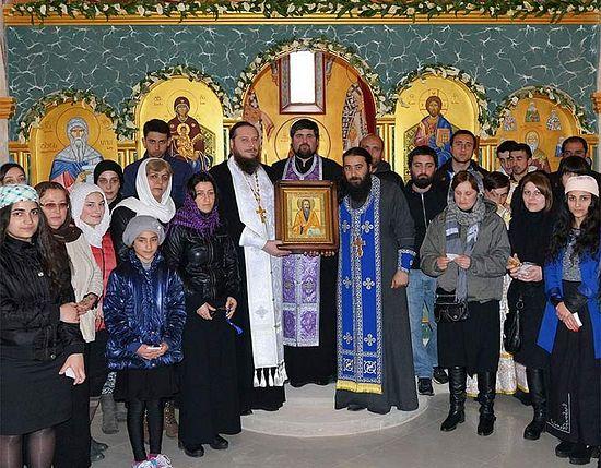 В ассирийской общине