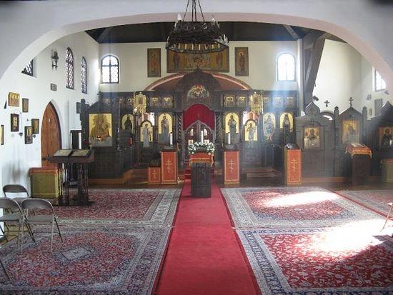 Храм Пресвятой Богородицы в Сильверлейке