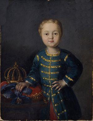 Император Иоанн VI Антонович