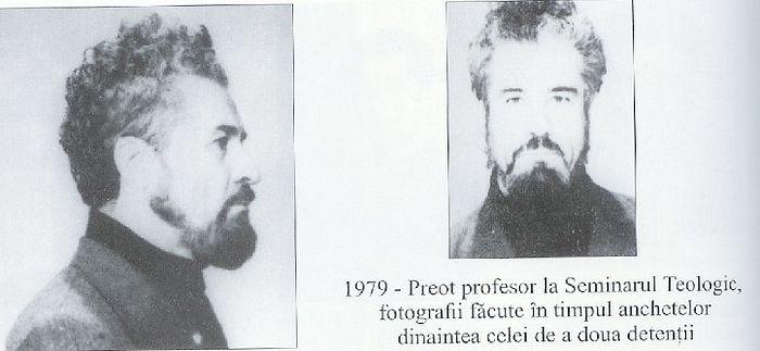 Георгий Калчу после ареста