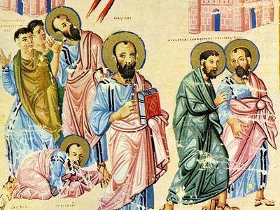 Лекция 09. Миссионерские путешествия апостола Павла да его Послания