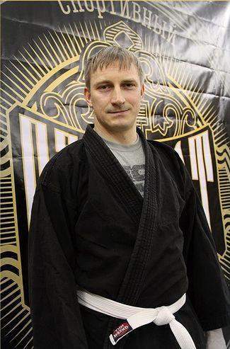 Председатель правления клуба Владимир Хулапов