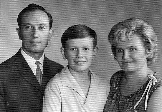 Семья Стычинских