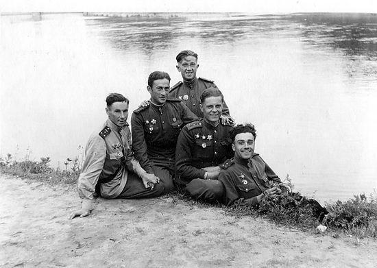 После Победы. Чехословакия, 26 мая 1945 г.