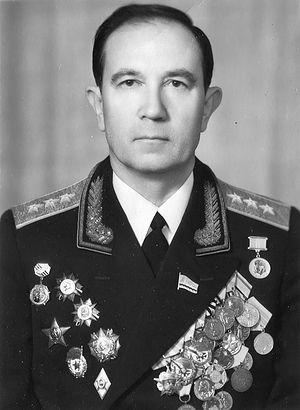 Генерал-полковник С.А. Стычинский отдал армии 50 лет жизни