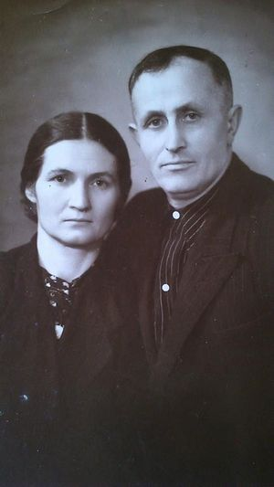 Николай и Дарья Малеваные