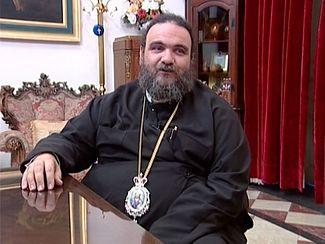 Metropolitan Isaiah of Tamassos and Orinis