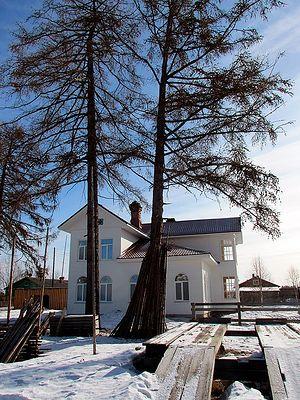 The Makkaveyev house.