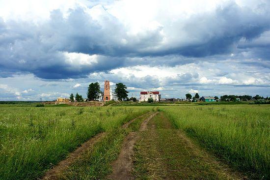 Сурский Иоанновский монастырь. Современный вид