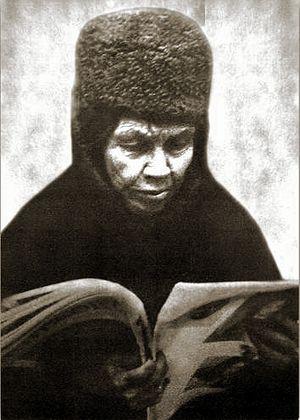 Монахиня Алипия (Авдеева)