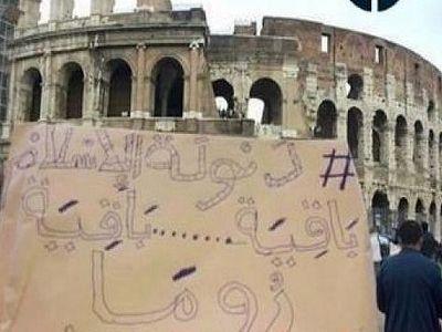 ИГИЛ угрожают Риму и Милану