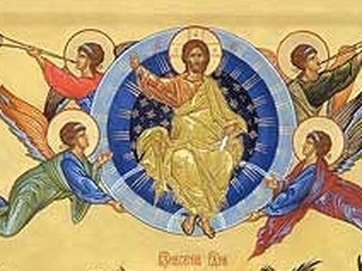 The Ascension of the Lord
