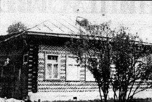 Первый после революции храм в Камышлове