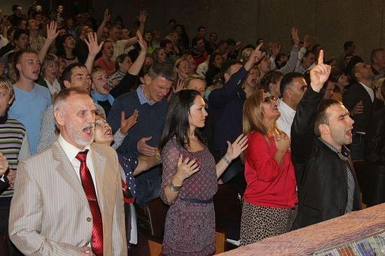 Собрание пятидесятников-харизматов