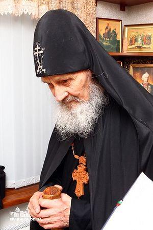 Схиархимандрит Иона (Игнатенко)