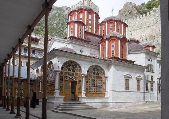 Монастырь Святого Павла.