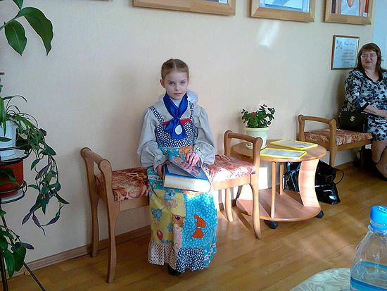 28 февраля 2014 г. Вологда. Алена. Пока еще воспитанница детского дома