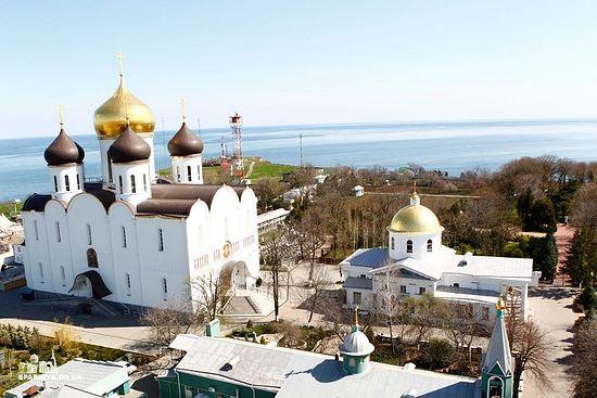 Патријарашки мушки манастир Успења Пресвете Богородице