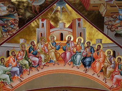 Обновление Святым Духом