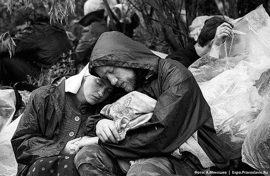 Великорецкий крестный ход. Фото: А.Мякишев / Expo.Pravoslavie.Ru