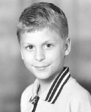 Стив Джобс в детстве