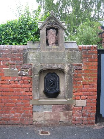 St. Ethelbert's Holy Well in Hereford