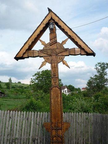 Troite. Village of Viforata, Targoviste, Romania