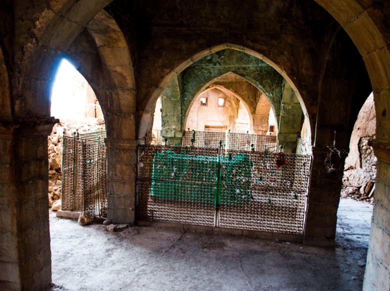 могила св. пророка Наума