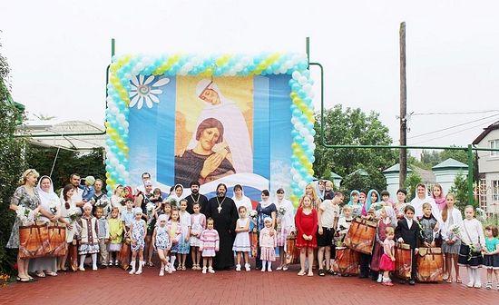 На дан Св. Петра и Февроније Муромских