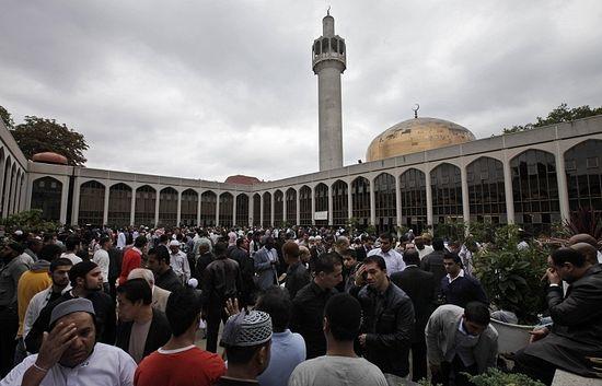 Центральная мечеть в Лондоне