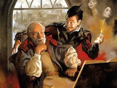 Пушкинская «Сцена из Фауста»: опыт духовного самоанализа
