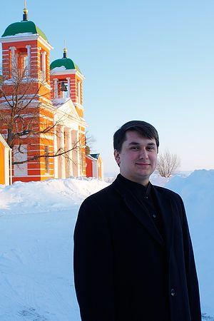 Евгений Михайлов