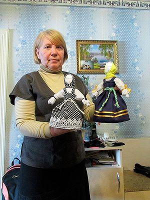 Лидия Васильевна Лазарева