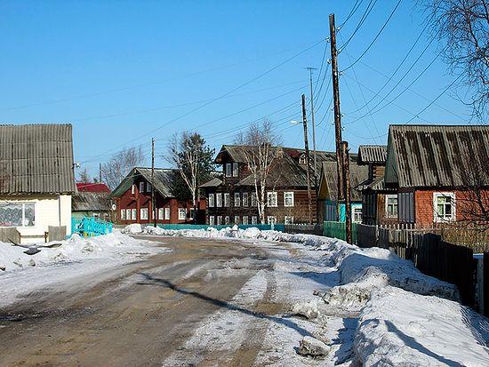 На улице Иоанна Кронштадтского