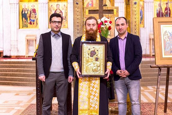 Holy Trinity Cathedral. Tbilisi. Georgia