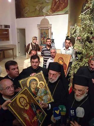 Фото со страницы митрополита Луки в фейсбуке