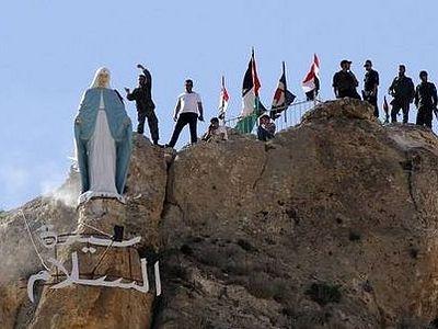 Сирия: святыни возвращаются в Маалюлю