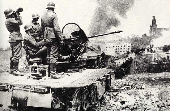 Нападение Германии на СССР