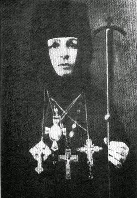Abbess Rufina