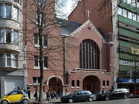Храм Свете Тројице у Бриселу