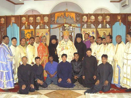 Православный приход в Индонезии